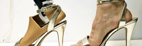 high heels prototype