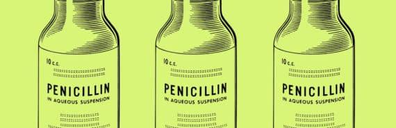 penicillin illustration