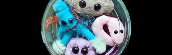 plush microbes