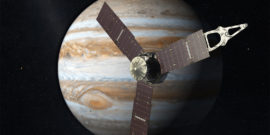 Juno approaches Jupiter