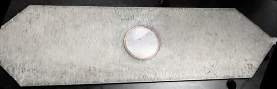 copper camo shell