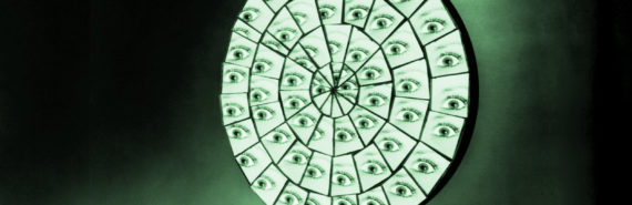 Berenice Abbott's The Parabolic Mirror Has One Thousand Eyes