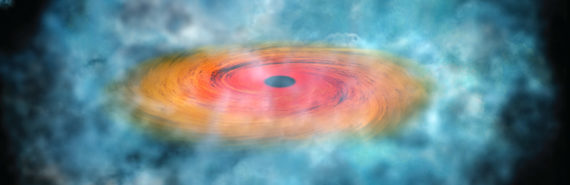 primordial black hole