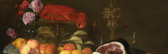 still life, the original foodporn
