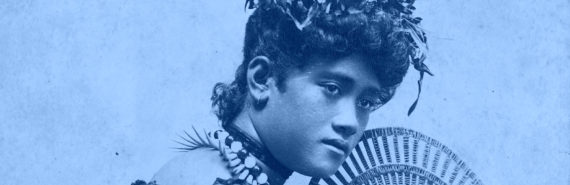 young woman from Samoa