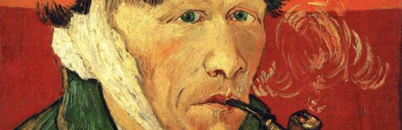 "Van Gogh's ""Self-Portrait with Bandaged Ear and Pipe"""