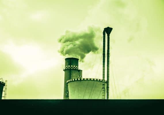 greenish factory