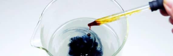 iodine dropper