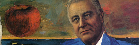 FDR by Robert Weaver