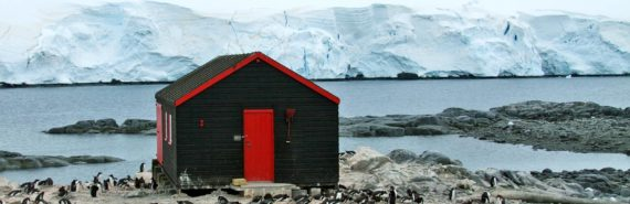 antarctica research station