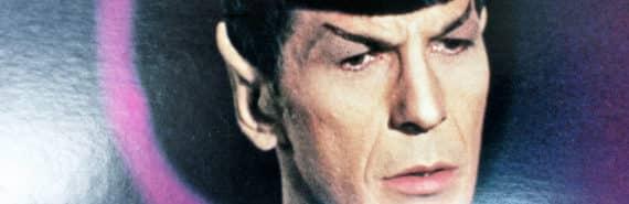 spock from star trek