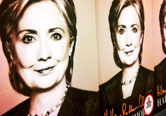 """covers of Hillary Clinton """"Hard Choices"""""""