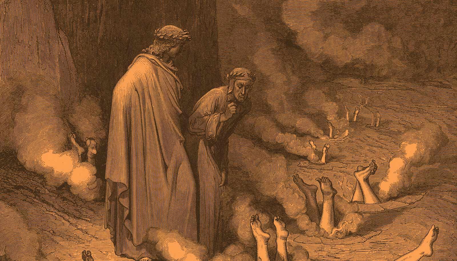 Dante Essay Examples