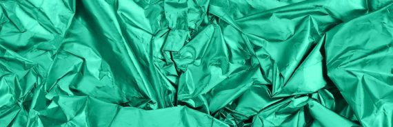 green wrinkles - metal oxides