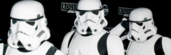 storm trooper step & repeat
