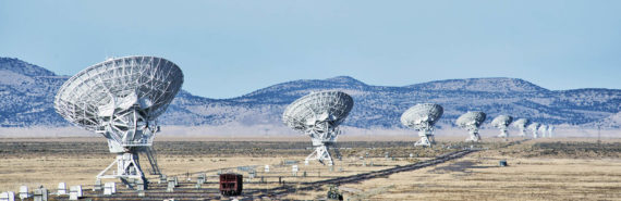 Very Large Array in New Mexico