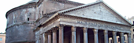 the Roman Pantheon