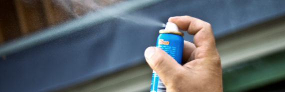 hand sprays insect repellant