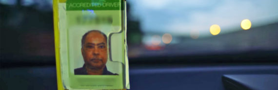 cab driver ID