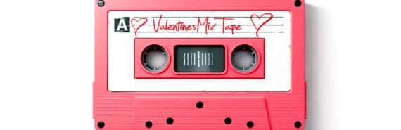 pink mixtape of love songs