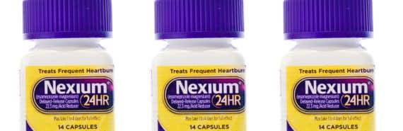 nexium - proton pump inhibitors
