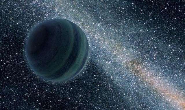 planet 9 illustration