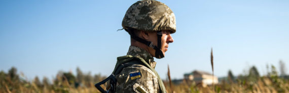 profile of a soldier
