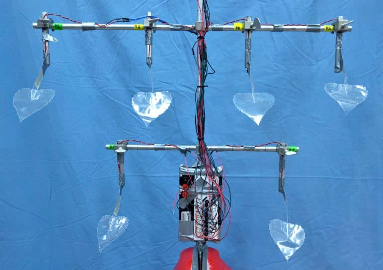 biomimetic tree prototype