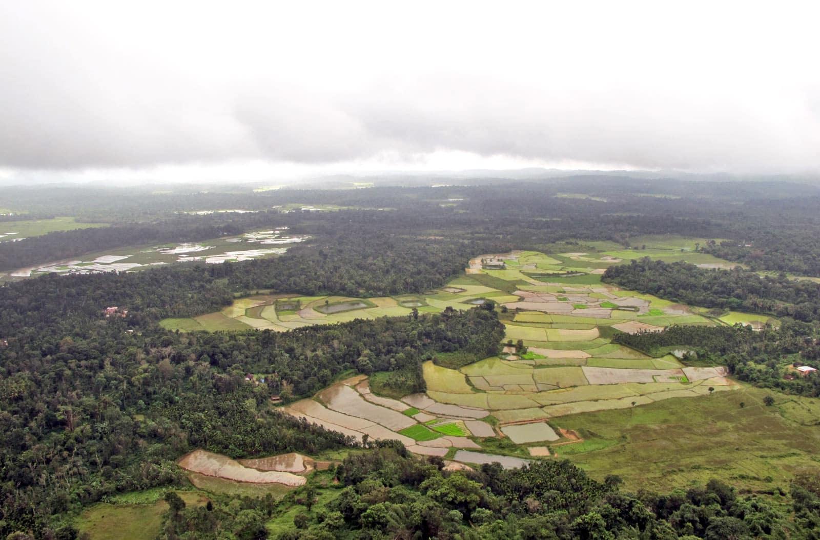 Western Ghats landscape