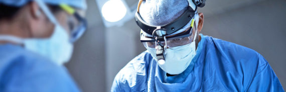 surgeon in OR