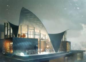 penthouse visualization