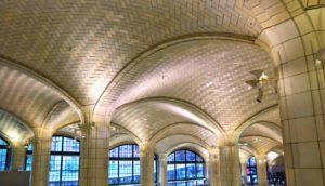 bridgemarket tile ceiling