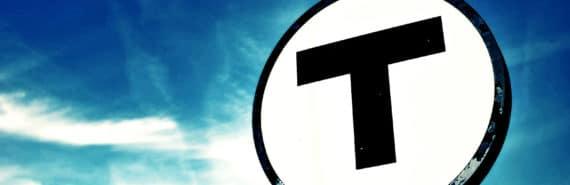 letter T sign