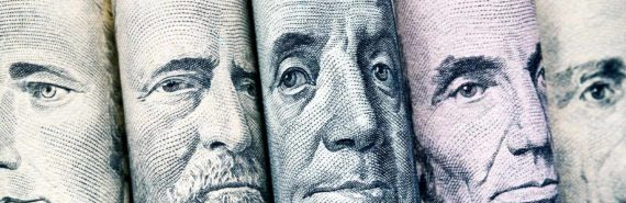 faces from American money