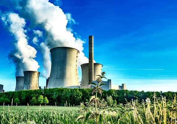 coal power plant in Germany