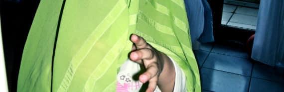 girl under blanket