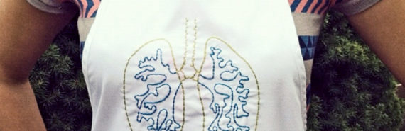 lung apron