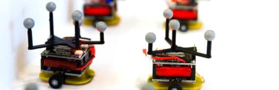 robots in robotarium