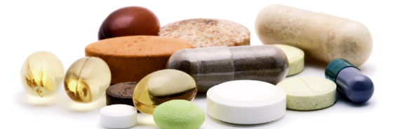 vitamins and herbal medicines