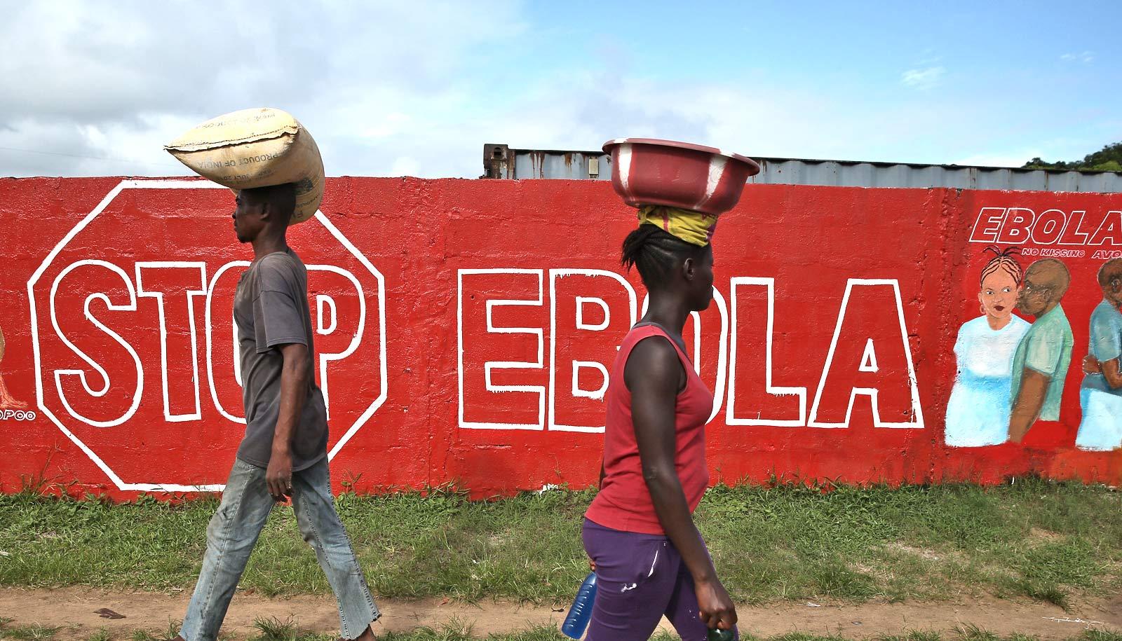 Ebola RNA lingers in semen longer than expected - Futurity