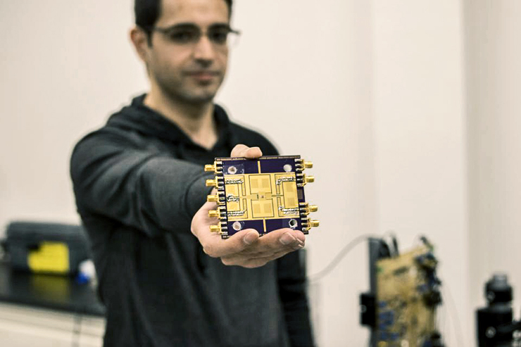 high-frequency chip