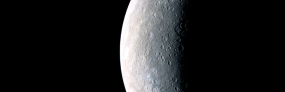 Mercury image from NASA