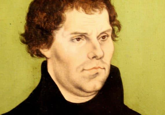 Martin Luther by Lucas Cranach The Elder
