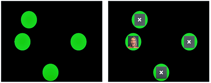 face recognition experiment