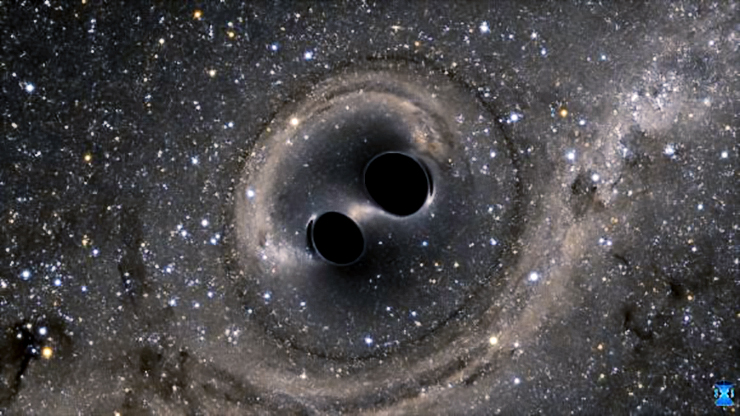 colliding black holes - photo #21