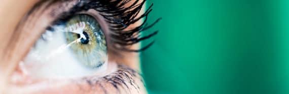 eyeball close-up