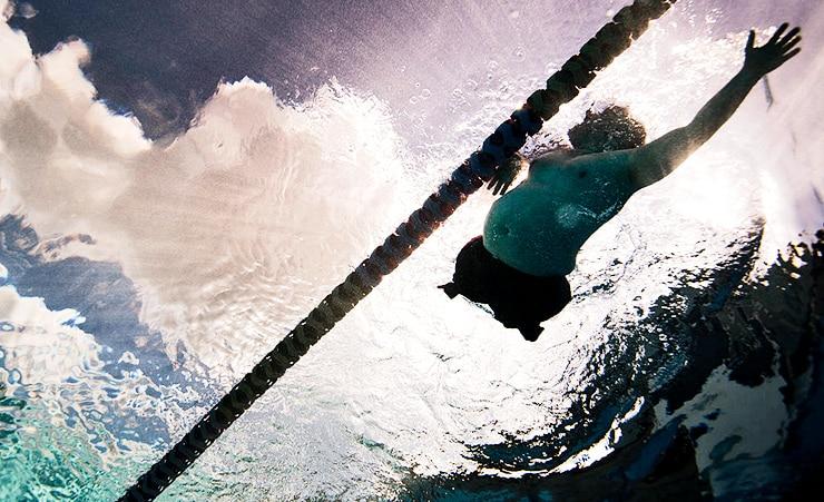 veteran swimming
