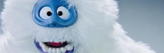 yeti/abominable snowman