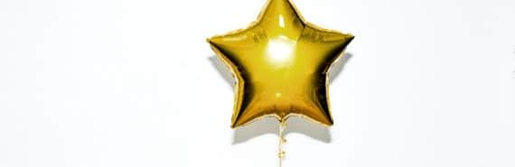 solitary stars balloon