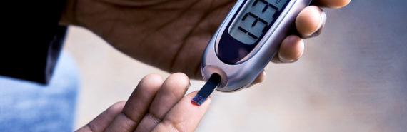 diabetes blood test